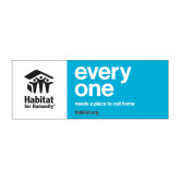 Large Magnet-Everyone Bumper Sticker, 12 in wide