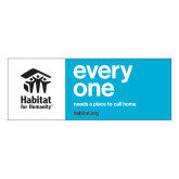 Extra Large Magnet-Everyone Bumper Sticker, 18 in wide