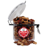 Deluxe Nut Medley Round Canister-I Heart Restore