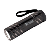Astro Black Flashlight-Engraved