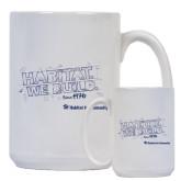 Full Color White Mug 15oz-Habitat We Build
