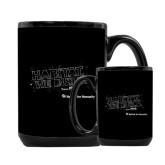 Full Color Black Mug 15oz-Habitat We Build