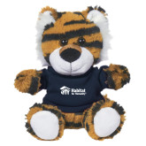 Plush 6 inch Terrific Tiger w/Navy Shirt-