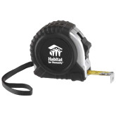 Journeyman Locking 10 Ft. Tape Measure-Stacked Logo
