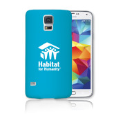 Galaxy S5 Phone Case-Stacked Logo