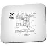 Full Color Mousepad-Habitat Room Frame