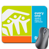 Full Color Mousepad-Every One Needs a Place to Call Home