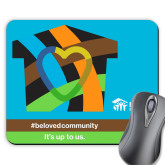 Full Color Mousepad-Beloved Community