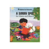 Sunny Spot for Mateo Book-