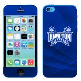 iPhone 5c Skin-Hampton Pirates Swords