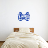 2 ft x 2 ft Fan WallSkinz-Hampton Pirates Swords