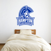 3 ft x 3 ft Fan WallSkinz-Hampton Lady Pirates