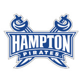 Large Decal-Hampton Pirates Swords, 12 inches wide