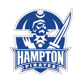 Small Decal-Hampton Pirates, 6 inches tall