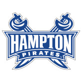 Extra Large Decal-Hampton Pirates Swords, 18 inches wide