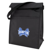 Black Lunch Sack-Hampton Pirates Swords