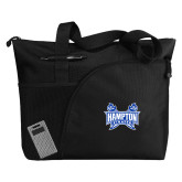 Excel Black Sport Utility Tote-Hampton Pirates Swords