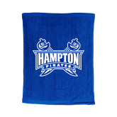Royal Rally Towel-Hampton Pirates Swords