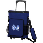 30 Can Royal Rolling Cooler Bag-Hampton Pirates Swords