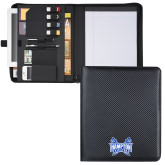 Carbon Fiber Tech Padfolio-Hampton Pirates Swords