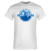 White T Shirt-Celebrating A Legacy and A Legend of Excellence