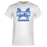 White T Shirt-Grandpa