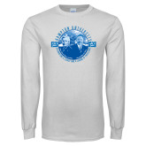 White Long Sleeve T Shirt-Celebrating A Legacy and A Legend of Excellence