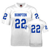 Replica White Adult Football Jersey-#22