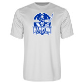 Syntrel Performance White Tee-Hampton Pirates