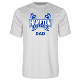 Syntrel Performance White Tee-Dad
