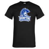 Black T Shirt-Hampton Lady Pirates