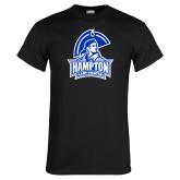 Black T Shirt-Hampton Lady Pirates