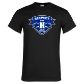 Black T Shirt-Respect The H