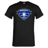 Black T Shirt-Respect The H
