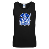 Black Tank Top-Hampton Pirates