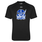 Under Armour Black Tech Tee-Hampton Pirates