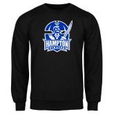 Black Fleece Crew-Hampton Pirates