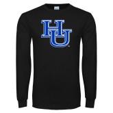 Black Long Sleeve TShirt-HU