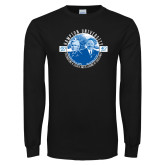 Black Long Sleeve T Shirt-Celebrating A Legacy and A Legend of Excellence