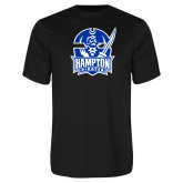 Syntrel Performance Black Tee-Hampton Pirates