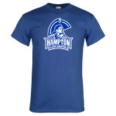 Royal T Shirt-Hampton Lady Pirates