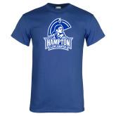 Royal T Shirt-Hampton Lady Pirates