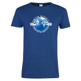 Ladies Royal T Shirt-Celebrating A Legacy and A Legend of Excellence