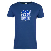 Ladies Royal T Shirt-Hampton Pirates
