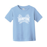 Toddler Light Blue T Shirt-Hampton Pirates Swords