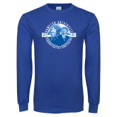 Royal Long Sleeve T Shirt-Celebrating A Legacy and A Legend of Excellence