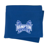 Royal Sweatshirt Blanket-Hampton Pirates Swords