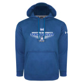 Under Armour Royal Performance Sweats Team Hoodie-Track and Field Shoe Design