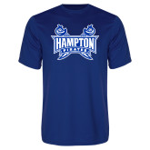 Syntrel Performance Royal Tee-Hampton Pirates Swords