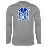 Syntrel Performance Steel Longsleeve Shirt-Hampton Pirates